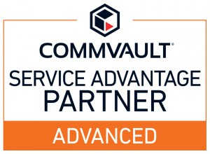 CommVault Service Advantage Partner Advanced