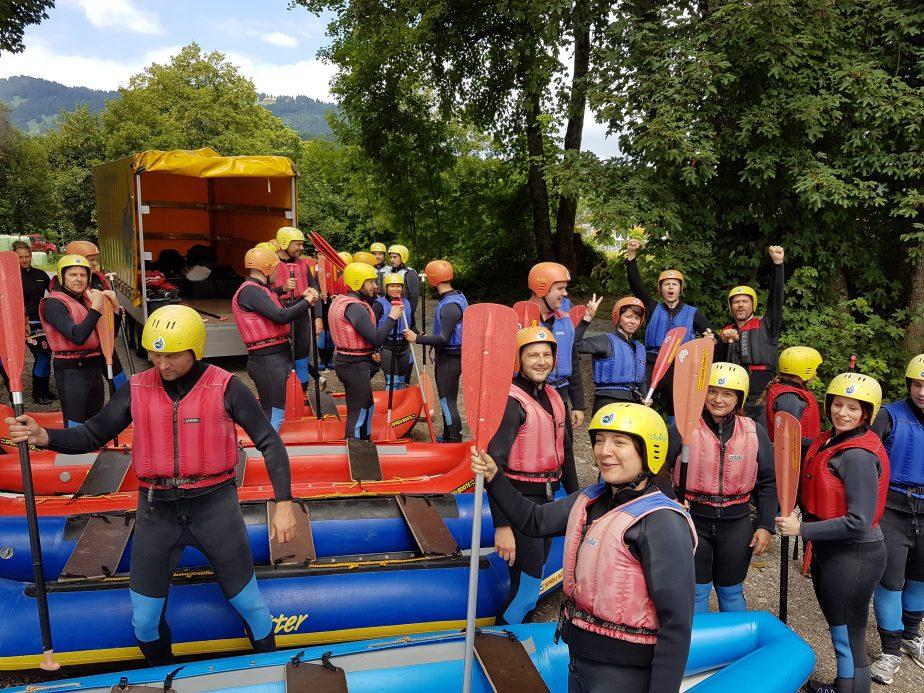 Raftinggruppe