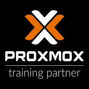 Proxmox Training Partner Logo